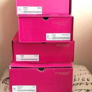 Shoe Dazzle Shoe Sale - Must Go!